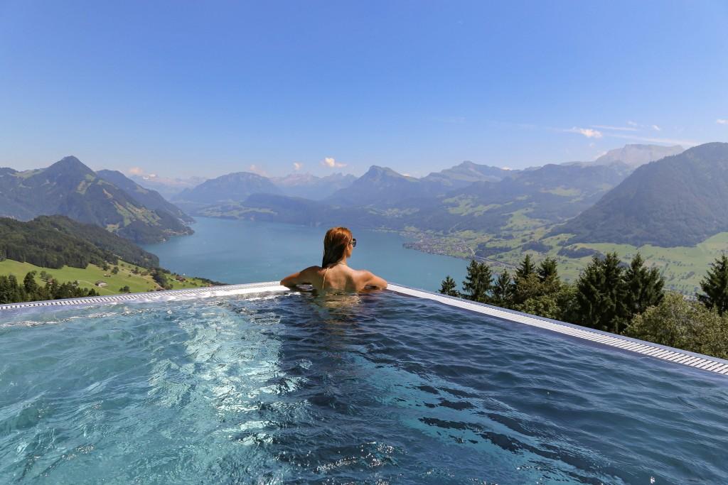 Best Hotels in Switzerland: My Experience in Villa Honegg