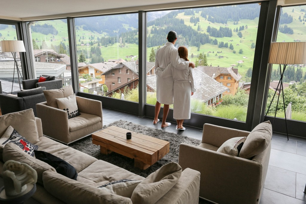 Best Hotels in Switzerland: My Experience in The Cambrian Hotel