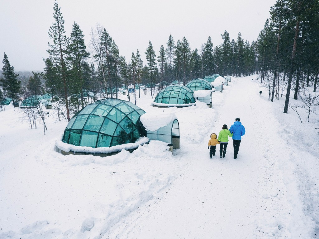 Finland: All You Need To Know Before Visiting Kakslauttanen Artic Resort