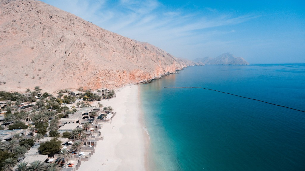 Six Senses Zighy Bay: Luxury in the Rugged Beauty of Oman