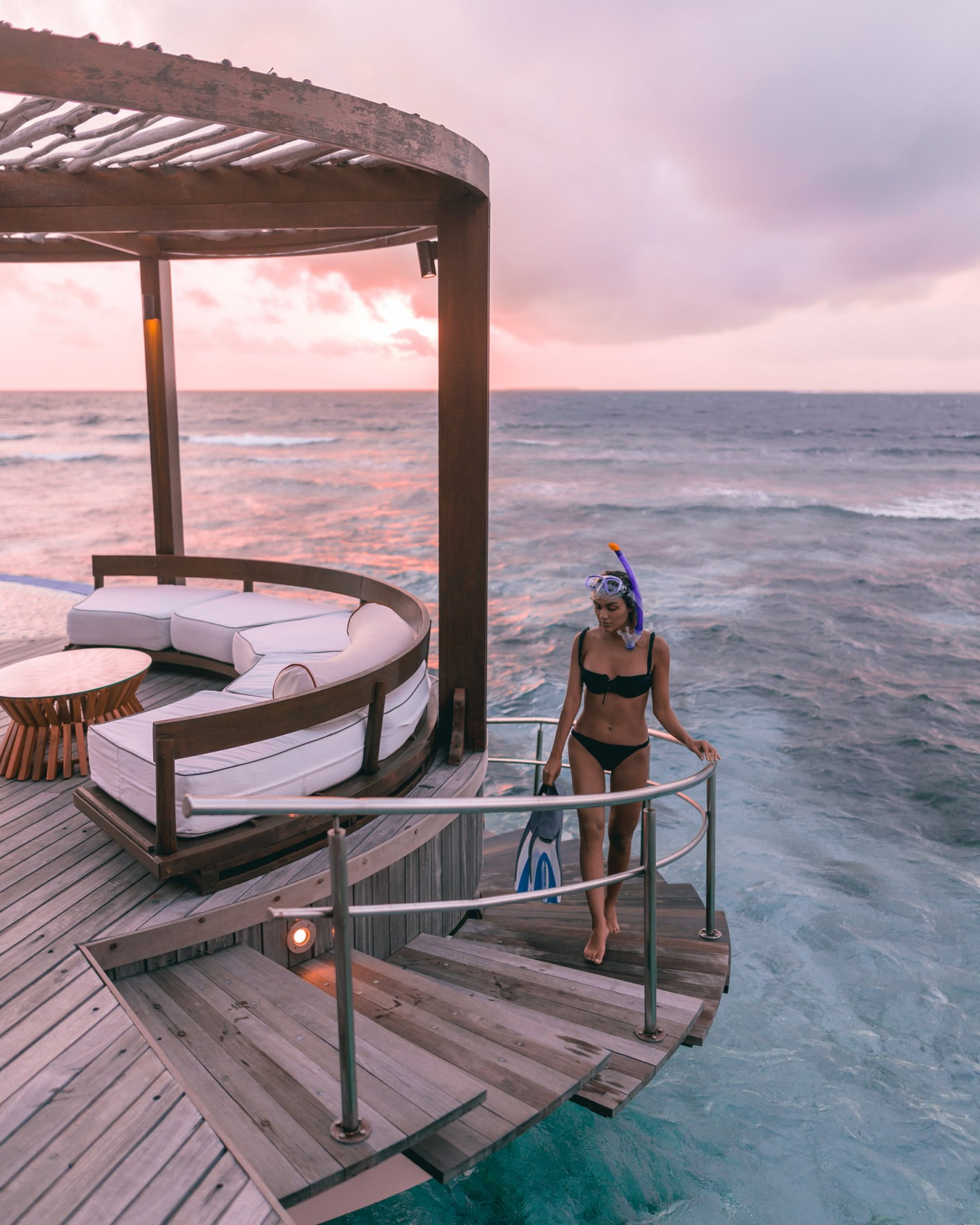 W Maldives: Couples Retreat with the Best House Reef in the Maldives