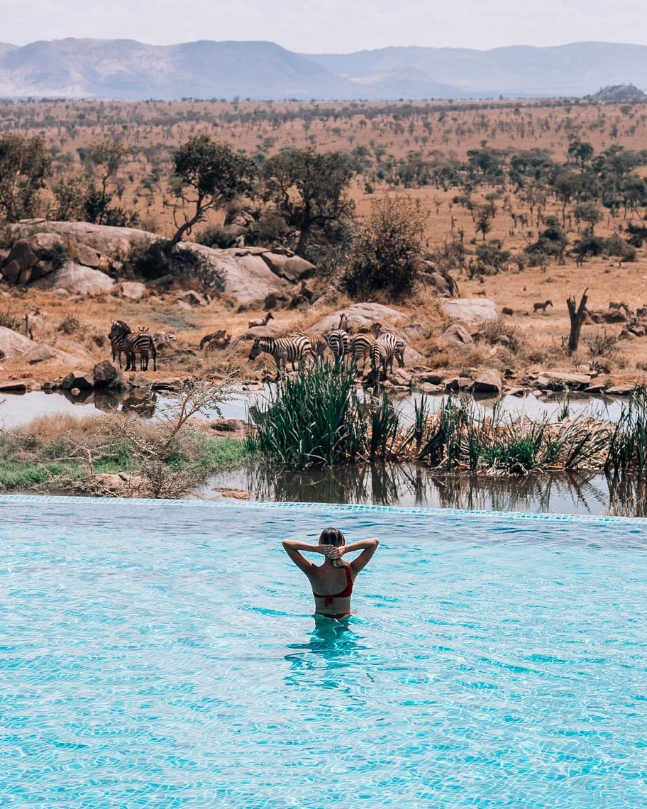 Four Seasons Safari Lodge Serengeti: Luxury & Adventure Escape in the African Bush