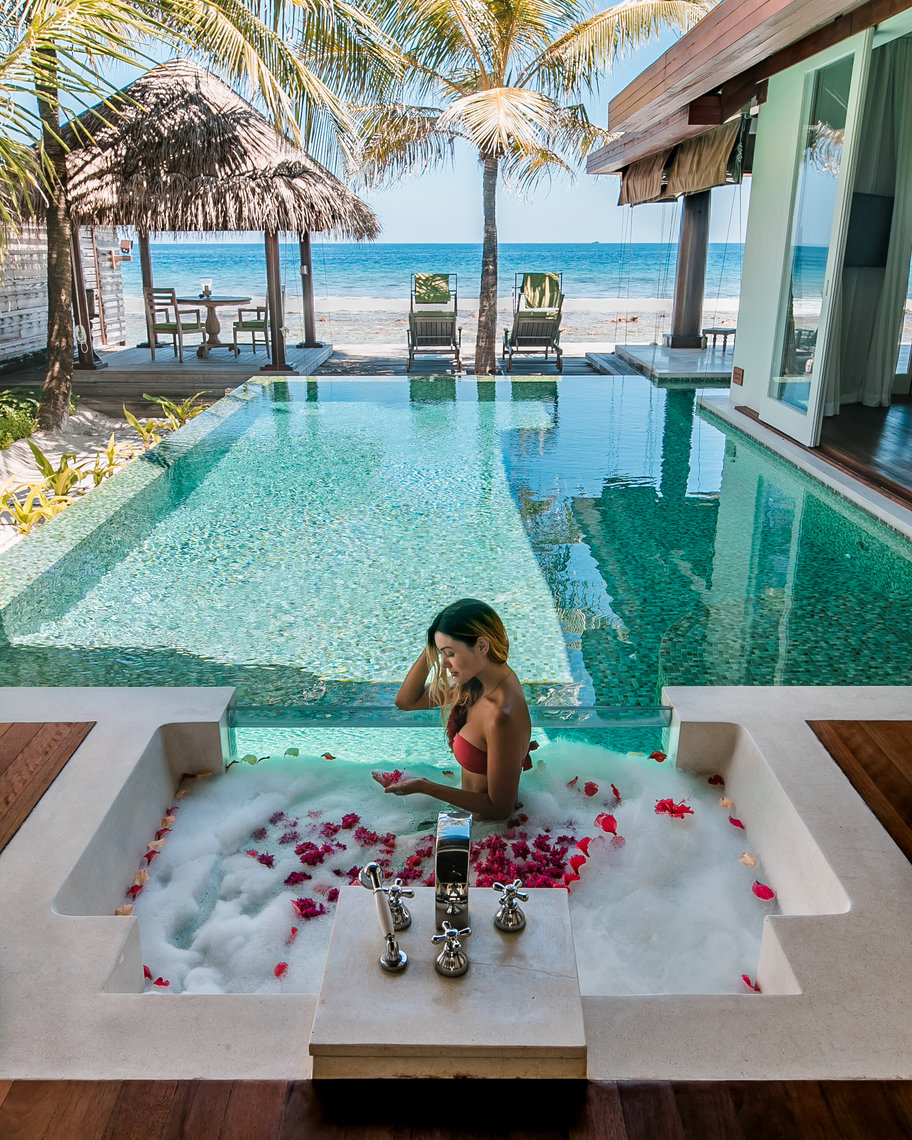 Naladhu Private Island: Complete Relaxation in Anantara's Private Island