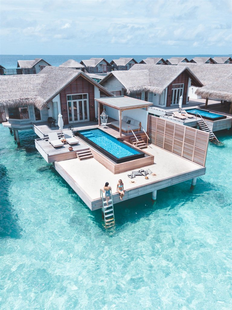 Fairmont Maldives Sirru Fen Fushi: Newly Opened & Family Friendly Getaway